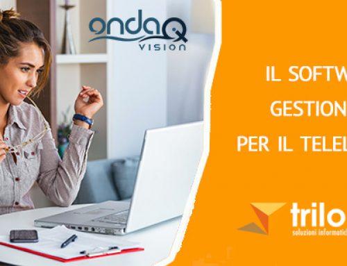 ONDA IQ VISION: il Software Gestionale per il lavoro da casa